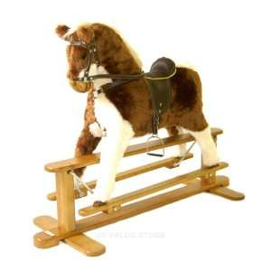 RockAbye Truffles Large Rocking Horse Toys & Games