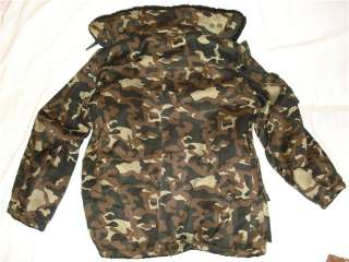 USSR RUSSIAN MILITARY WINTER CAMO JACKET UNIFORM XXL