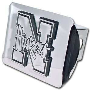 Sports Metal Trailer Hitch Cover Fits 2 Inch Auto Car Truck Receiver