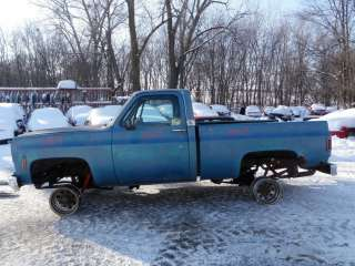 77 78 79 CHEVY 10 PICKUP TRANSFER CASE AT