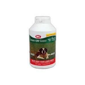Green UM Giant Breed Lawn Care Dog Supplement  90 count: Pet Supplies