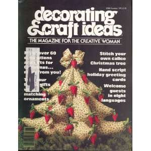 Decorating & Craft Ideas November 1977 (8) Fredrika Daugherty Books