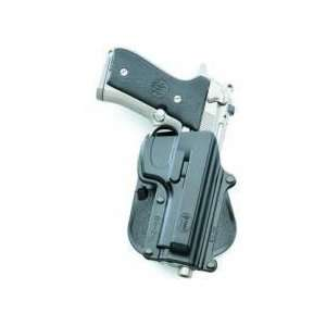 Roto Paddle Holsters for Springfield Armory XD Color Black Right Hand