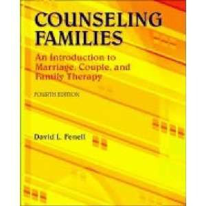 Counseling Families David L. Fenell 9780891083504  Books