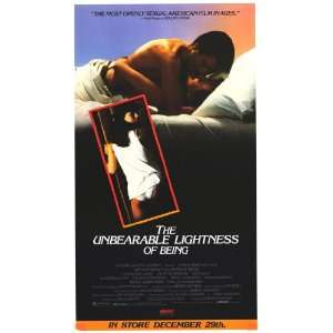 The Unbearable Lightness of Being Poster B 27x40Daniel Day