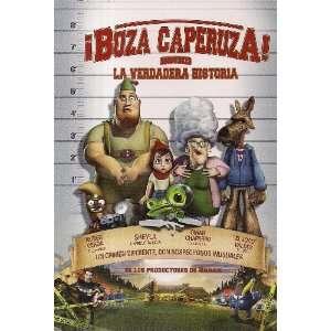 BUZA CAPERUZA LA VERDADERA HISTORIA (HOODWINKED) Movies