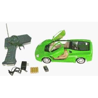 neon green McLaren Rechargeable Remote Control Car á Toys & Games