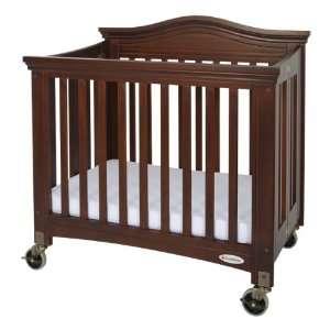 Royale Compact Folding Crib Baby