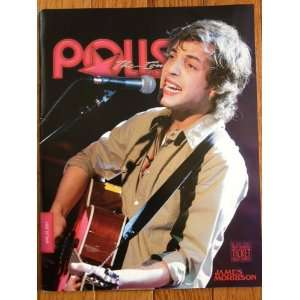 Pollstar Magazine Back Issue   James Morrison   April 23