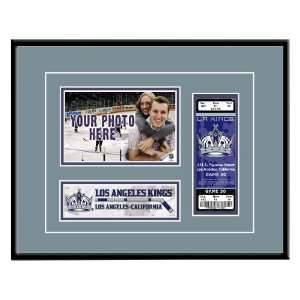 Los Angeles Kings Game Day Ticket Frame