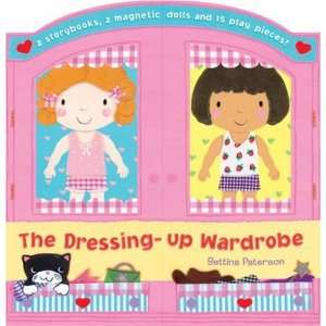 Dressing Up Wardrobe (9781405233538): Bettina PATTERSON