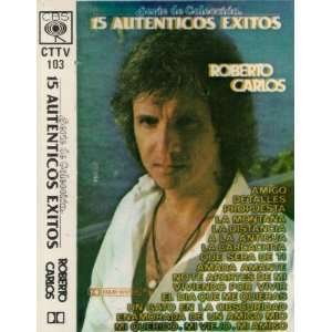 15 Autenticos Exitos [Mexico Import Cassette] (CTTV 103) Books