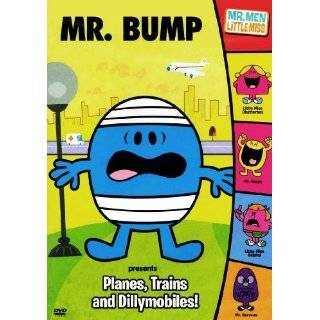 Mr. Men Show   Mr. Bump Presents Planes, Trains and Dillymobiles