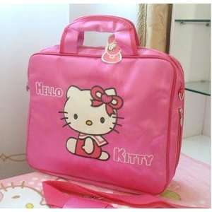 Hello Kitty Style Laptop Cases/Bags(Pink and White