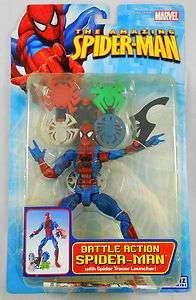 Marvel Legends Amazing Spider Man Classics Battle Action Figure