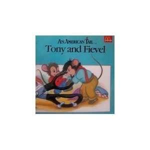 AN AMERICAN TONY AND FIEVEL David Kirschner Books