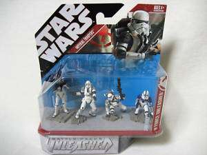Star Wars Battle Packs Unleashed Imperial Troopers