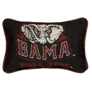 Alabama Crimson Tide Word Pillow