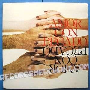 Amor Con Pecado [Vinyl LP] Chequere Music