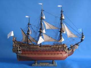 Soleil Royal Limited French Gun Ship Model 32 Replica