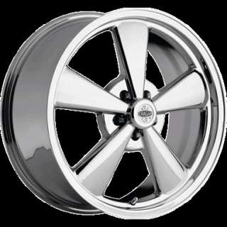 CRAGAR SS610 FORD MUSTANG 20 AFTERMARKET CHROME WHEELS RIMS (4