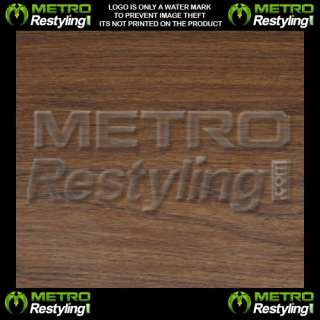 NEW 3M MARINE TEAK WOOD GRAIN VINYL SHEET ROLL FILM