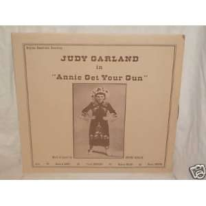 Annie Get Your Gun: Judy Garland, Howard Keel, Keenan Wynn