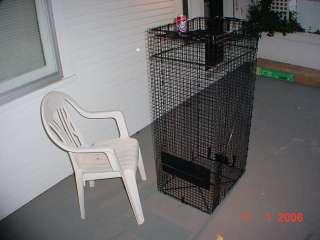 Large Dog Live Cage Trap~nuisance pest control Humane~~