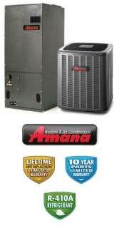 Ton 15 Seer Amana Heat Pump System   ASZ140421   AVPTC42601