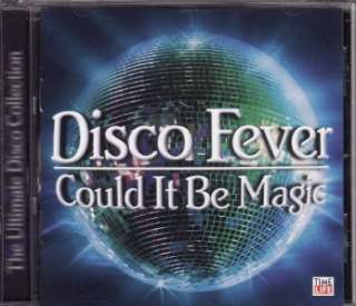TIME LIFE DISCO FEVER COMPLETE 13 CD VHTF RARE!!
