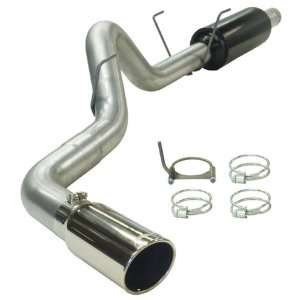 Cat back System   Single Side Exit   AMT Pro Series   Moderate Sound