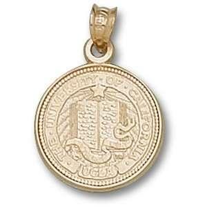 University of California Los Angeles Seal Pendant (Gold