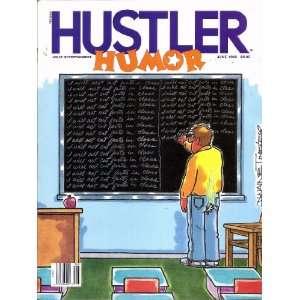 HUSTLER HUMOR (JUNE 1988): HUSTLER HUMOR MAGAZINE: Books