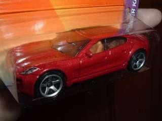 Matchbox 10 Fisker Karma PHEV RED #1 2010 Sports Cars