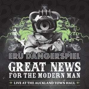 Live At The Auckland Town Hall CD + DVD Eru Dangerspiel