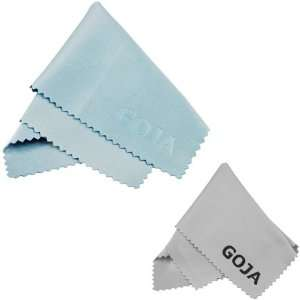 Pack) MagicFiber Ultra Fine Goja Microfiber Cleaning Cloths for LCD