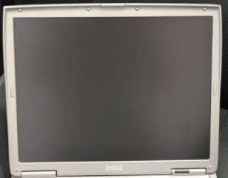 Dell Latitude D600 512MB Ram 40GB HDD Missing Keys 683728045821