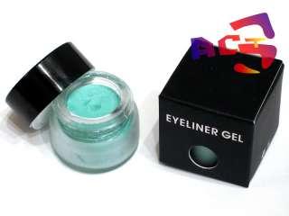 Waterproof Gel Eyeliner   Turquoise Shimmer Eye Liner