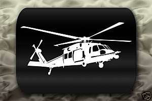 Blackhawk 60 Helicopter Sticker Decal Army