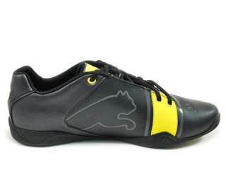 PUMA Panigale II Ducati De Black Fashion Shoes for Men