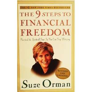 9 Steps To Financial Freedom Suze Orman Books