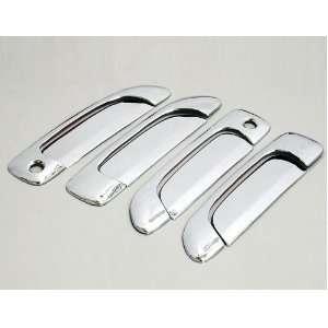 Chrome Side Door Handle Cover Trims for 01 05 Honda Civic 01 08 Honda