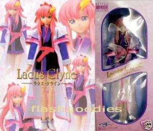 Seed Destiny LACUS CLYNE Action Figure Doll Megahouse 2006