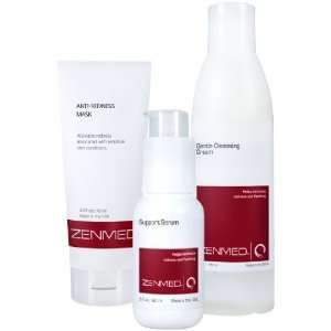 Zenmed Skin Support System kit for Rosacea Treatment and
