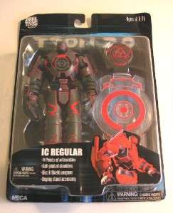 First IC REGULAR Neca Tron 2.0 Action Figure Reel Toys Disney SEALED 1