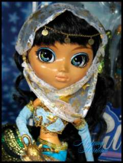 NRB Pullip Nahh ATO Doll by Jun Planning Arabian Princess