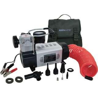 12 Volt, 120 PSI Portable Air Compressor Pump   New