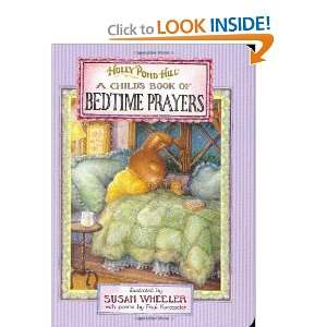 Bedtime Prayers (9780525473787): Paul Kortepeter, Susan Wheeler: Books