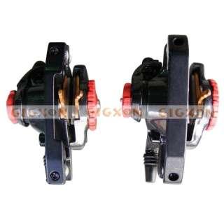 Avid BB7 Disc Brake Calipers+G2 rotors Front & Rear