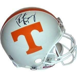 Peyton Manning signed Tennessee Vols Authentic Helmet  Steiner Holo